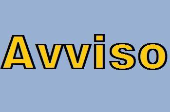 AVVISO - Abbonamento parcheggi per lavoratori